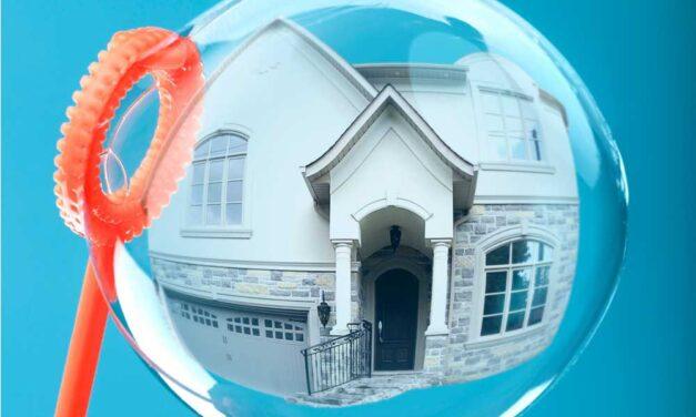 Real Estate Bubble Ready to Burst?